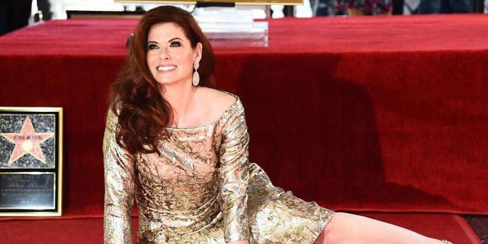'Will & Grace' Actress Debra Messing Just Received a Legendary Hollywood Award