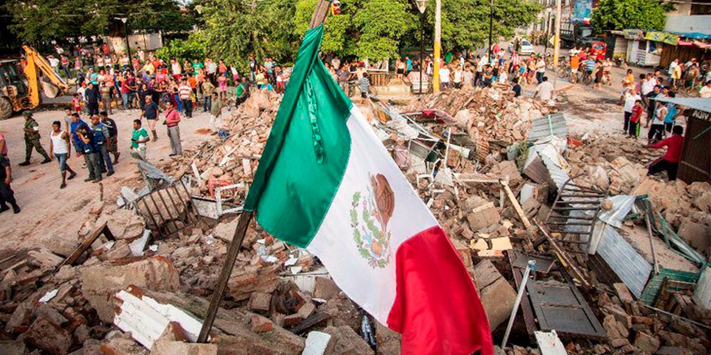 5 Ways You Can Help Mexico Rebuild Following Its Devastating Earthquake