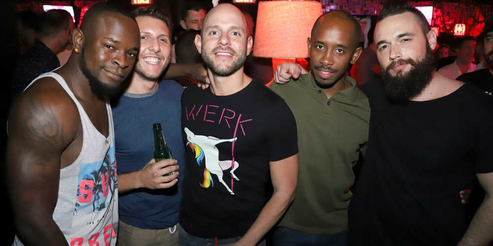 #HornetNYC Photos: 'Shade: Queens of NYC' Viewing Party at Barracuda