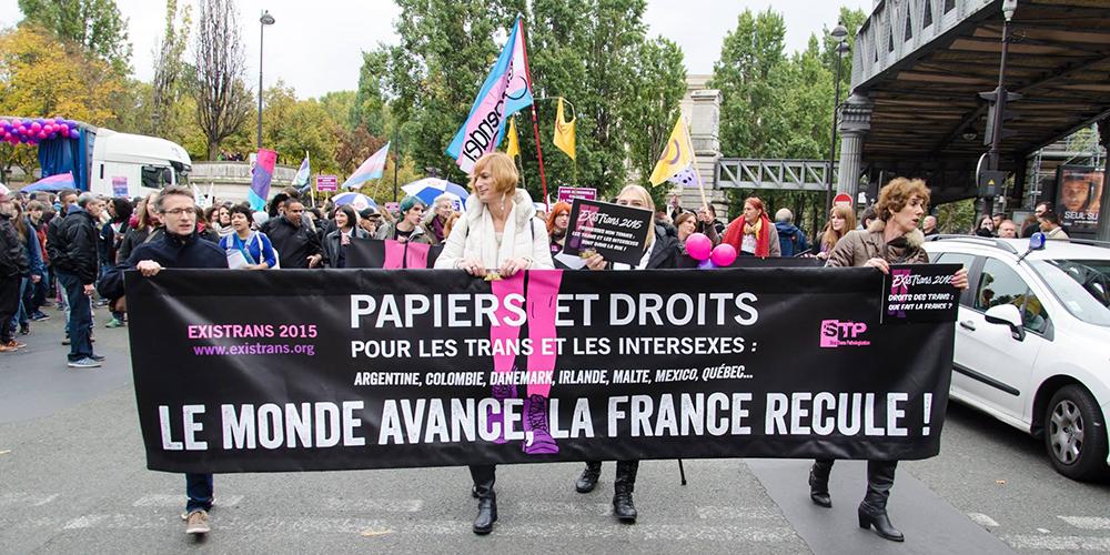 Pourquoi l'Existrans refuse la participation de Flag à la marche du 21 octobre