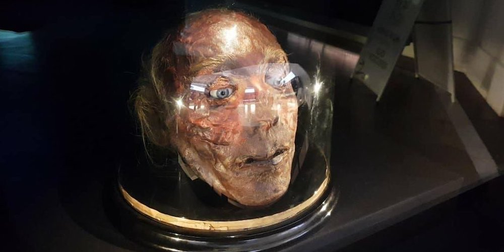 Head to the UK to See the Severed Head of Pro-Gay Philosopher Jeremy Bentham