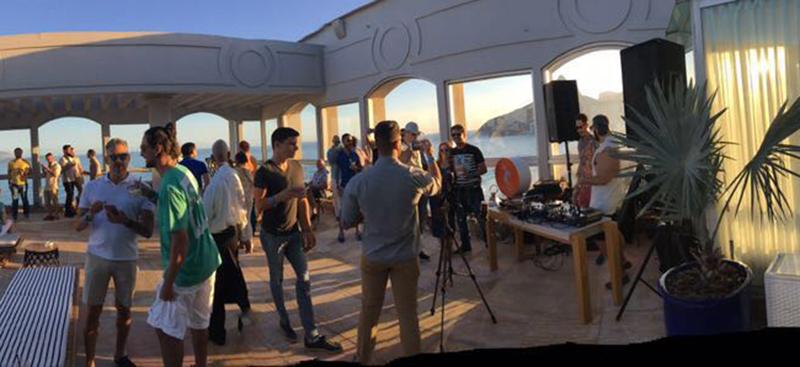 Vem ser VIP no Projeto Sunsations e Hornet juntos no Rio de Janeiro