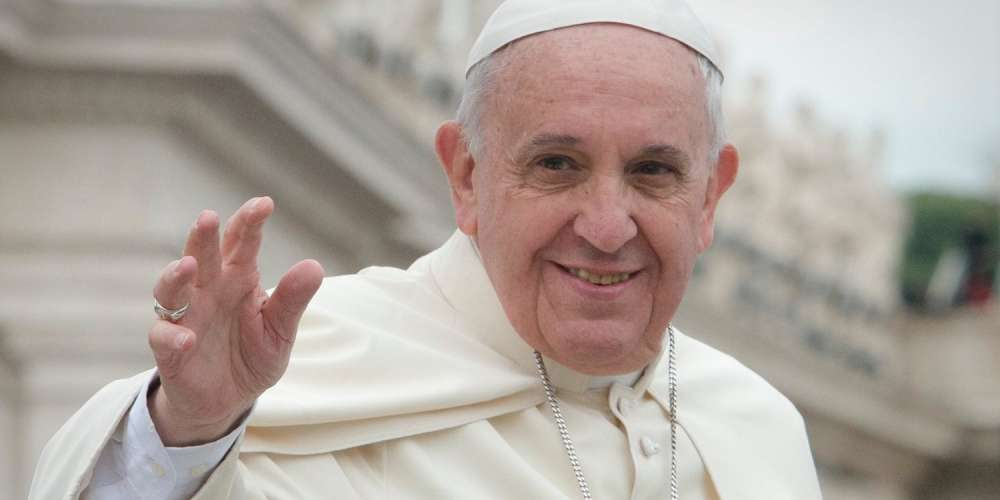 Pope Francis Can Take His Lies About Trans People and Shove Them Up His Dress-Wearing Ass