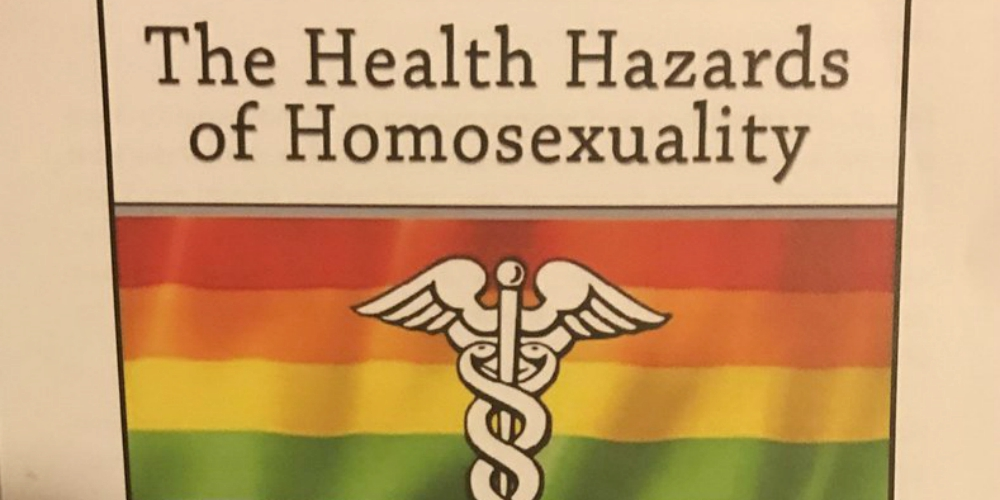 The Anti-Gay Conference Where Trump Spoke Distributed a 'Hazards of Homosexuality' Flier