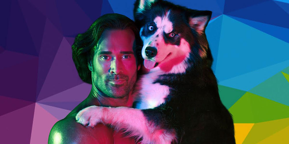 You'll Sit Up and Beg for Mike Ruiz's Steamy 'Heart Throbs and Hounds' Calendar