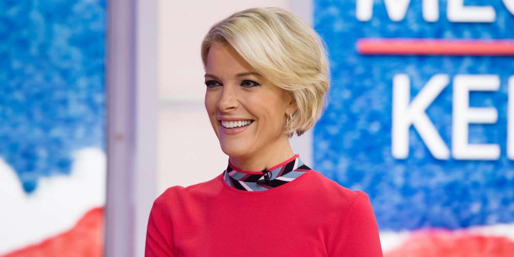 These 22 Seconds of Megyn Kelly Dancing Are Proof She Should Leave 'Busting a Move' to Ellen