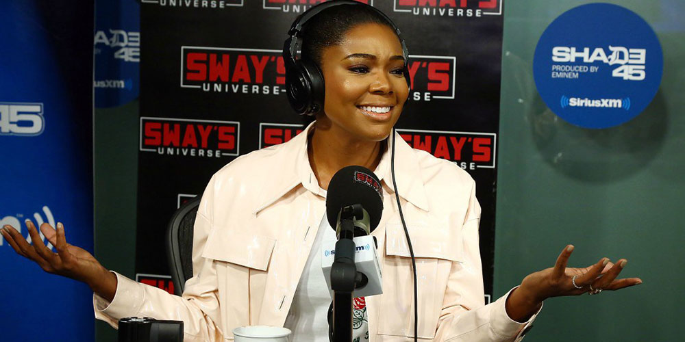 Actress Gabrielle Union Wants More Straight Men to Discover the Art of Rimming (Video)