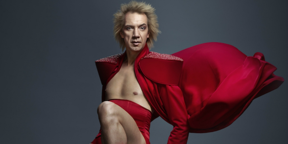 The 'Unique, Bizarre and Ultra-Extravagant' Sven Ratzke Returns to New York