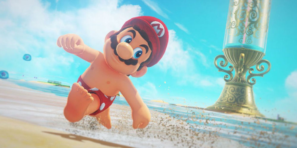 In the Late 1980s, Nintendo Revealed That Super Mario Has an Uncircumcised Penis