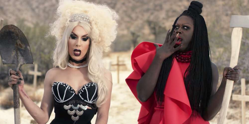Alaska and Bob Team Up to Read the House Down in 'Yet Another Dig'