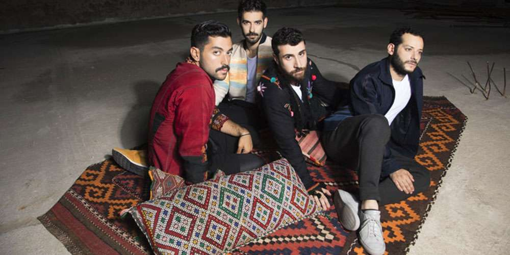 Egyptian Police Arrested Their Gay Fans, and Now This Middle Eastern Band Is Speaking Out
