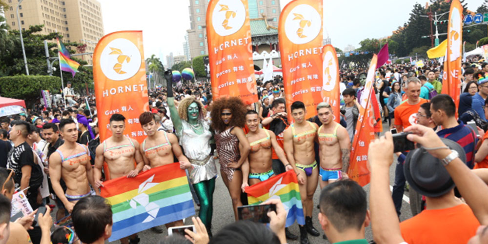 I Attended Taiwan Pride 2017 and All I Got Were Hot Go-Go Boys and Marriage Equality