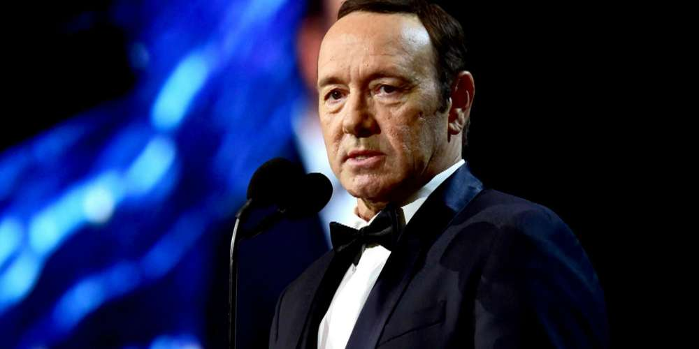 People Are Outraged That Kevin Spacey Conflated Coming Out With Sexual Assault