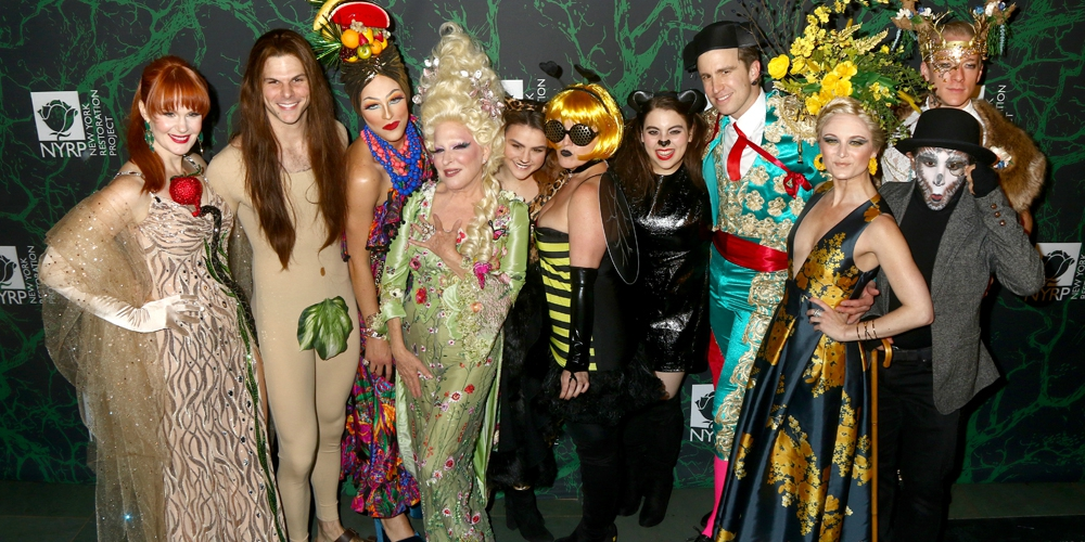 Bette Midler's Hulaween Bash Returned to New York City With Broadway's Best (Photos)
