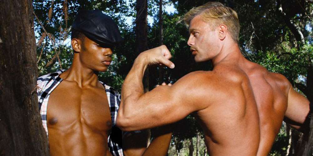 These New Tom of Finland Photos Show Hunky Model Terry Miller In the Nude