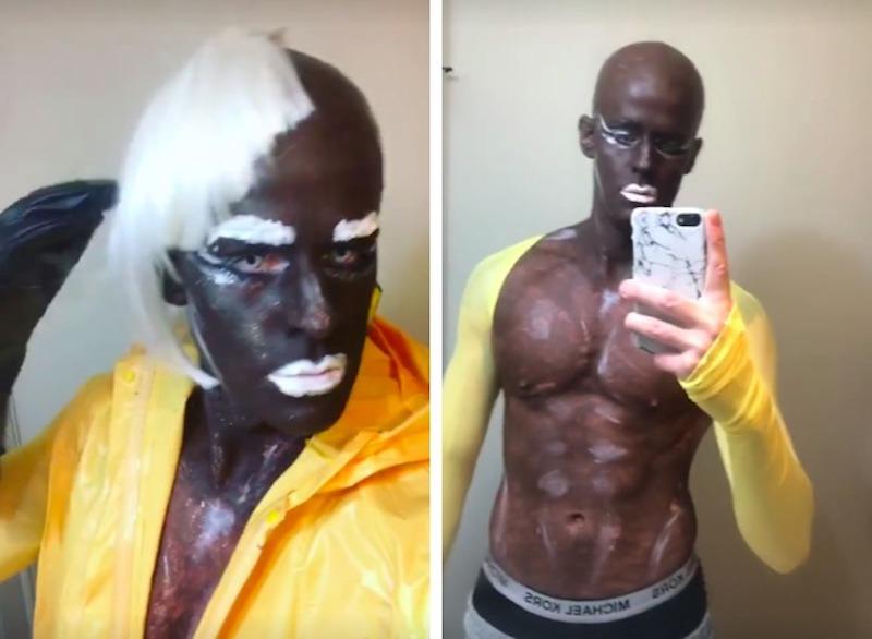 blackface storm pics