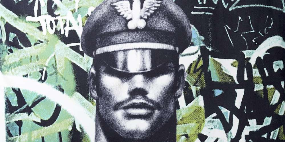 Make Your Apartment Gay AF With These Brand-New Tom of Finland Textiles