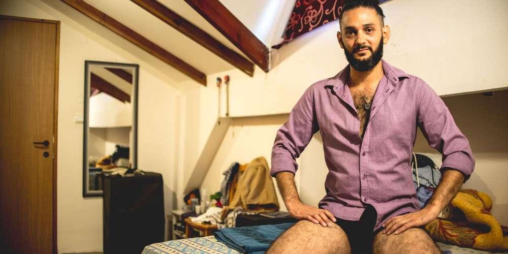 Echa un Vistazo a Estas 12 Íntimas Fotos de Hombres Gays Judíos y Palestinos que Viven en Haifa, Israel