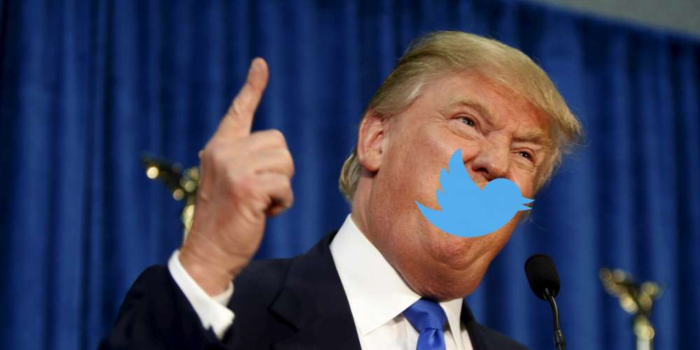 Our Favorite Person of 2017 Is the Twitter Employee Who Deleted Trump's Account on Their Last Day
