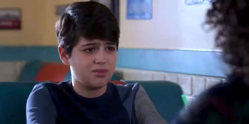 Kenya Banned 'Andi Mack' For Featuring a Pre-Teen Coming Out Scene