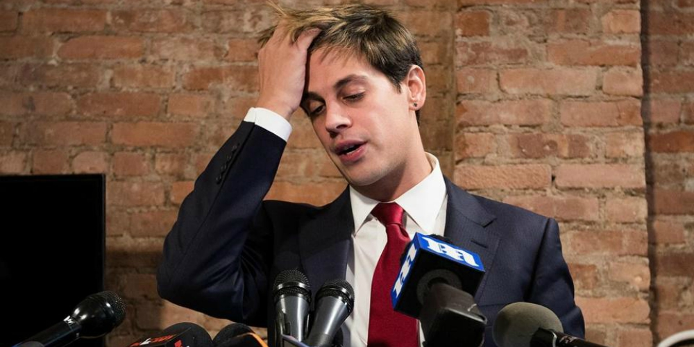 The Former Owner of Breitbart Severs All Ties With Milo, Regrets Ever Supporting Him