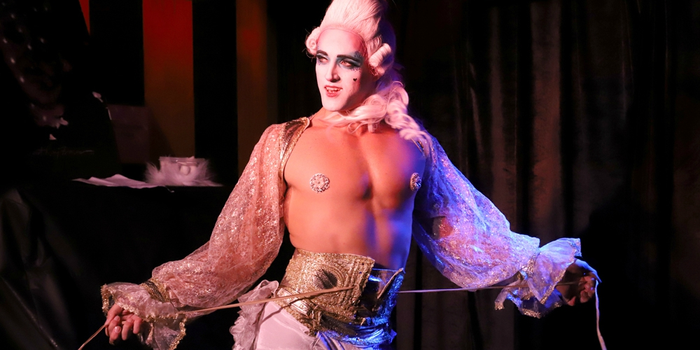 15 Strip-Tacular Pics from 'The 6th Annual New York Boylesque Festival' at Club Cumming
