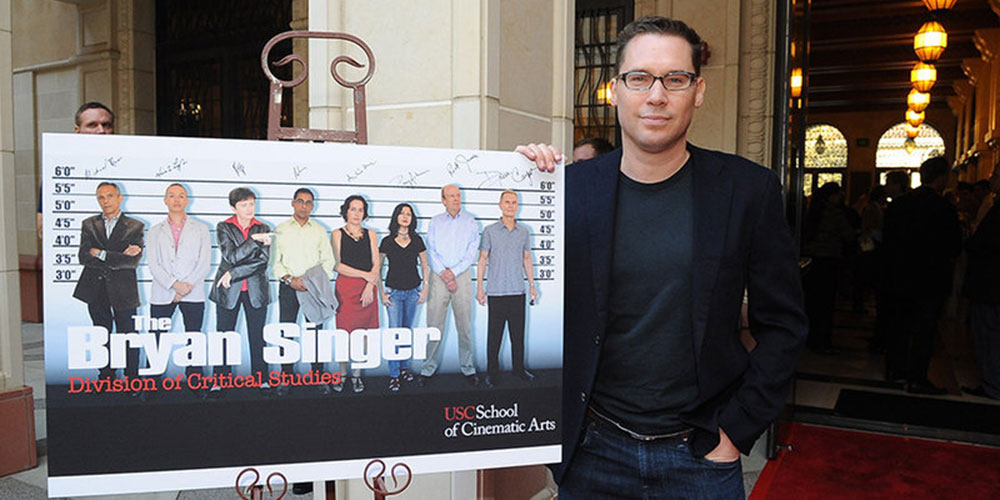 After New Allegations of Sexual Assault, a Petition Seeks to Remove Bryan Singer's Name From a Film School