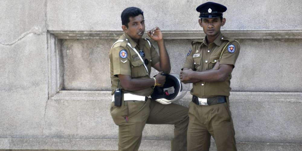 Dozens of Men Claim They Were Raped and Tortured By the Sri Lankan Government