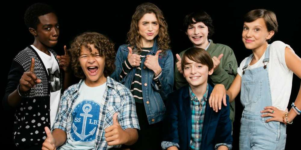People are Sexualizing the 'Stranger Things' Kids, and That's Not OK