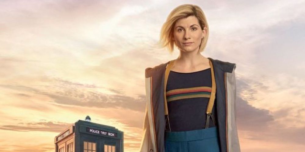 Take a Look at Jodie Whittaker as the Very First Female Doctor Who