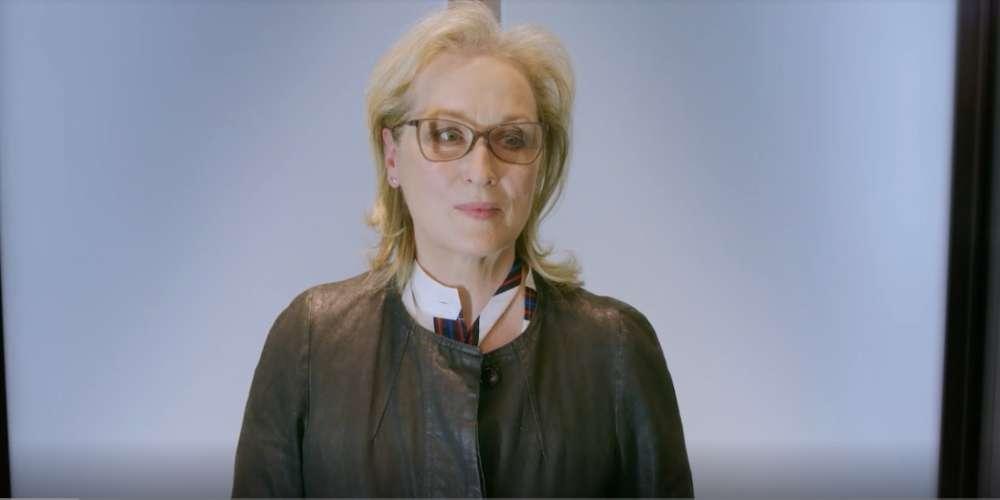 Meryl Streep and Anna Wintour Sit Down to Dish on Harvey Weinstein and 'Locker Room Talk'