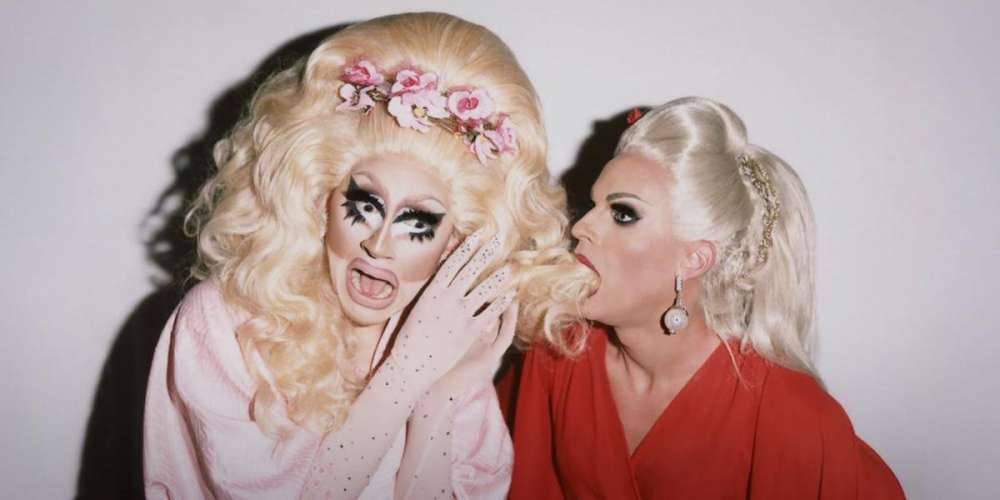 Trixie and Katya Spill the Sickening Tea Boots Realness on Their New Viceland Show