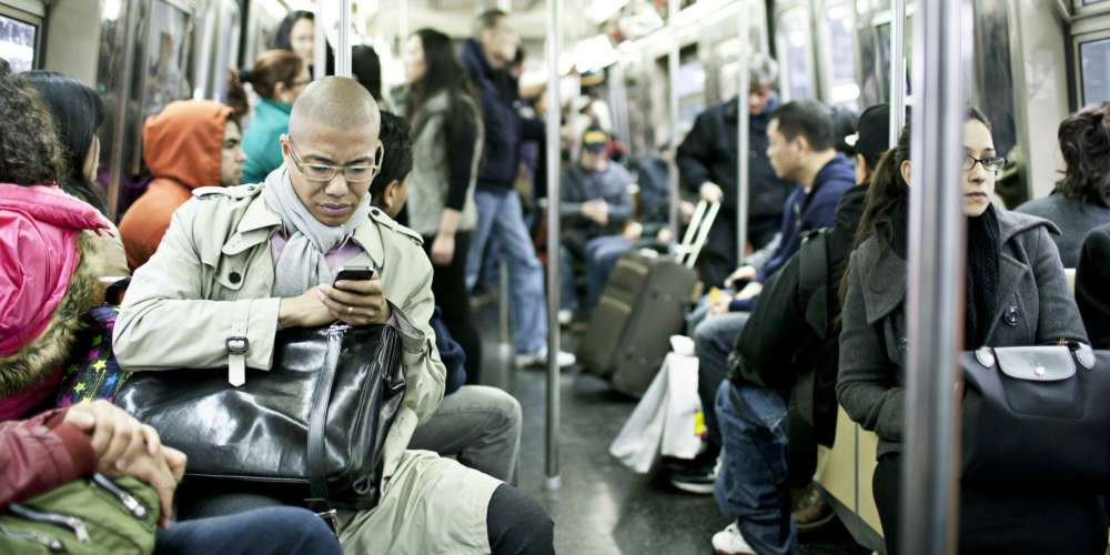 This Simple Change Will Make New York's Subways More Welcoming to Trans and Non-Binary Folks