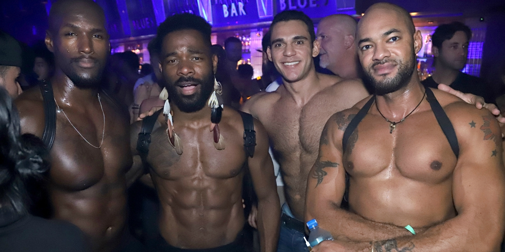 #HornetNYC Photos: This Month's M.E.A.T. Party Explored New York City's Deepest and Dirtiest Daddy Issues