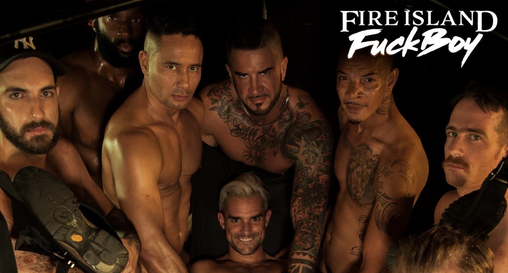 Fire Island porn Disney star nude