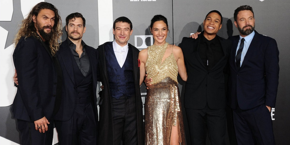Who Is Justice League's Most Fashionable Superhero? We Rank the Actors' Personal Style