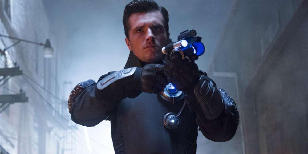 Josh Hutcherson Sports Multiple Penis Prosthetics in the New Hulu Show 'Future Man'