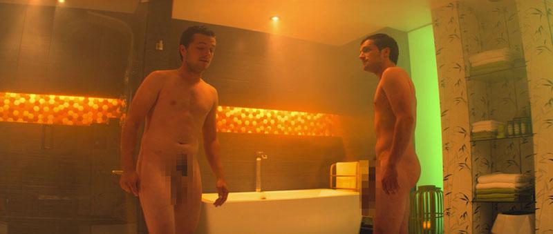Josh Hutchinson nude 02, Future Man 01