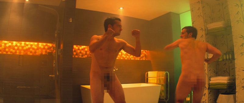 Josh Hutchinson nude 03, Future Man 03