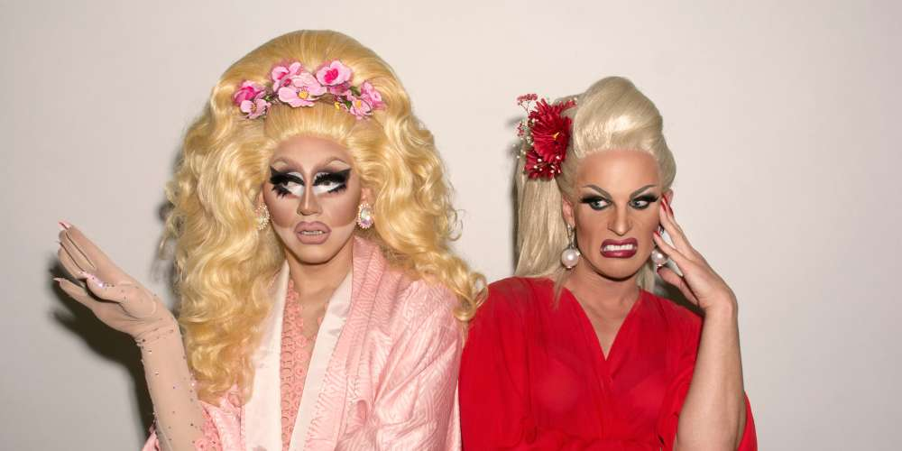 We Asked Trixie and Katya About Taylor Swift and Just Sat Back and Listened