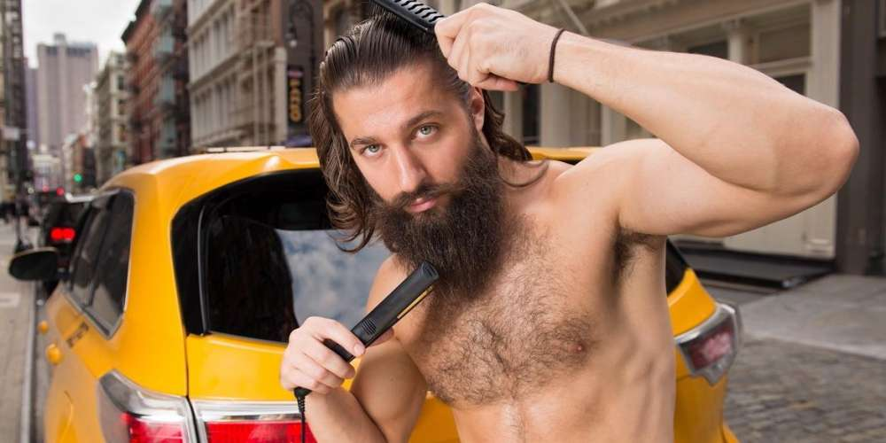 Take a Ride with 12 Sexy NYC Cab Drivers in This Hilariously Hot Pin-Up Calendar