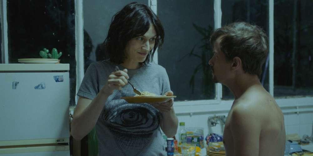Hornet rencontre… Clotilde Hesme et Fabien Gorgeart pour le film «Diane a les épaules»