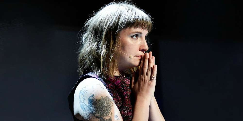 'Lena Dunham Apologizes' Is The New Twitter Account You Have to Be Following