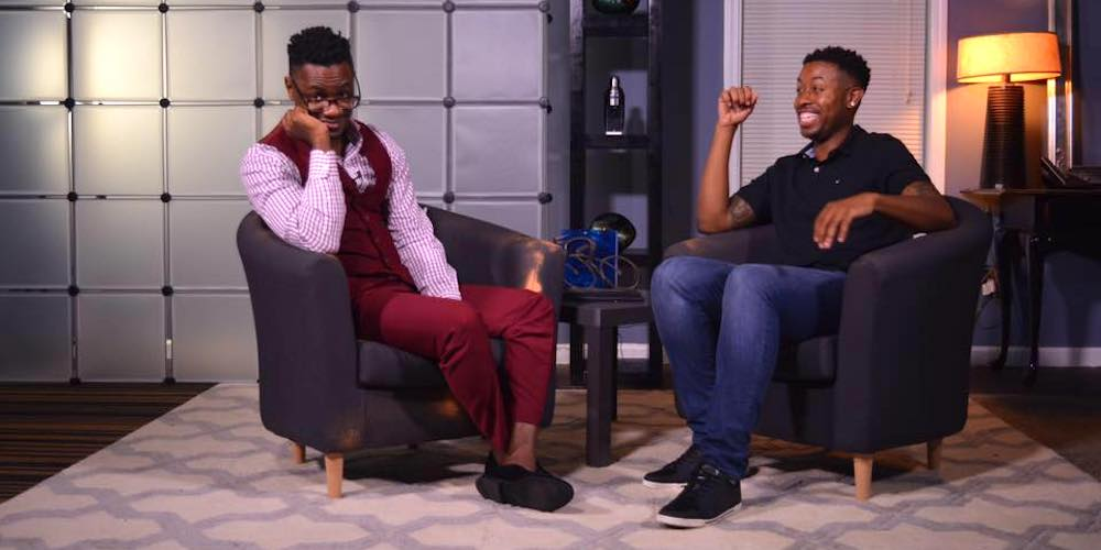 New YouTube Series 'Peep This' Aims to Provide Strength and Support for Queer Men of Color