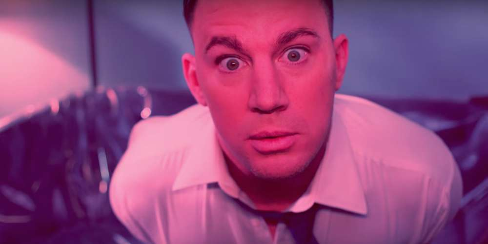 Pink and Channing Tatum Dabble in Crossdressing and BDSM in New 'Beautiful Trauma' Music Video