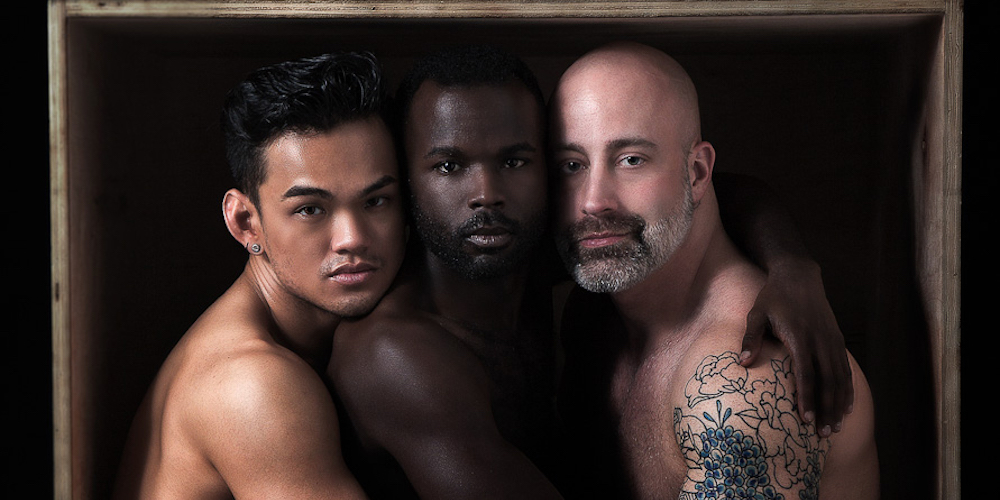 With His Brand-New Book, This NYC Photographer Proves Thinking Inside the Box Can Be Very Sexy (NSFW)