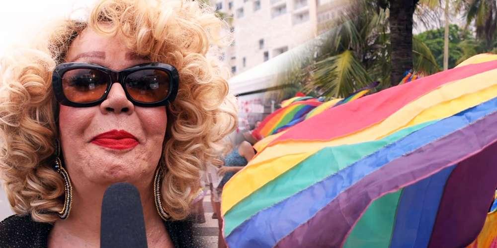 Veja o que os Valetes aprontaram na Parada do Orgulho LBGT do Rio (vídeo)