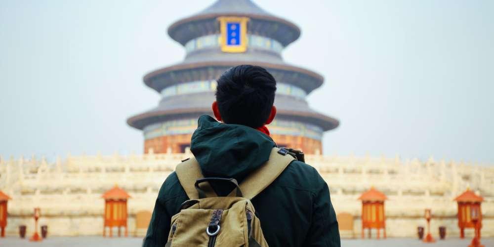 Conheça o Guia Gay Hornet de Pequim