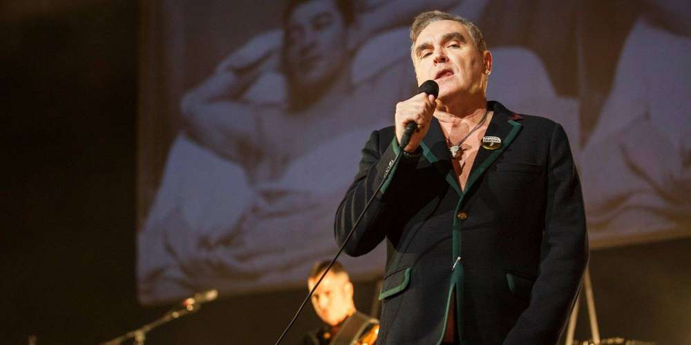 Morrissey Doubles Down on Being Awful in Regards to Kevin Spacey's Victims