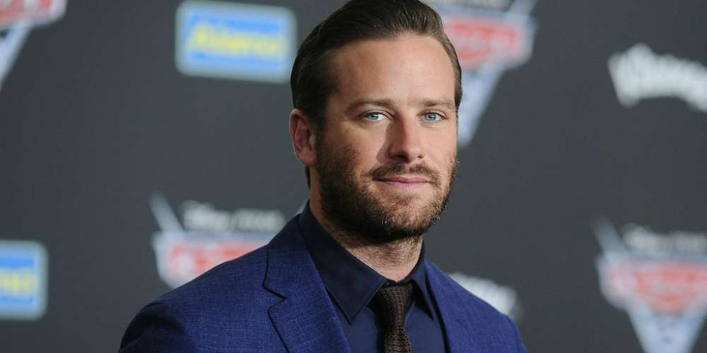 Armie Hammer Wants People to Stop Asking Him About His Hot New Film's Gay Crotch Grab